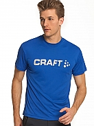 CRAFT  Run Logo Tee