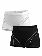 CRAFT Stay Cool Bike Boxer W Black-White im Doppelpack