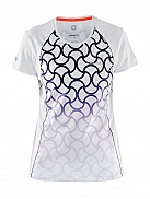 CRAFT Focus Run Cool Sublimated T-Shirt W