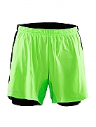 CRAFT Joy Run Relaxed Shorts 2-in-1