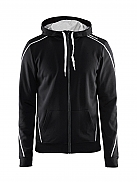 CRAFT In-the-Zone Full Zip Hood