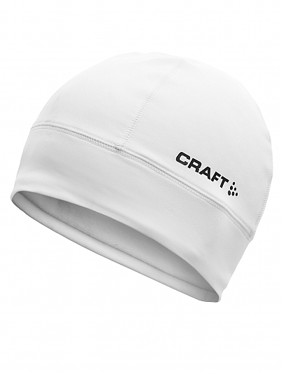 CRAFT  Light Thermal Hat White