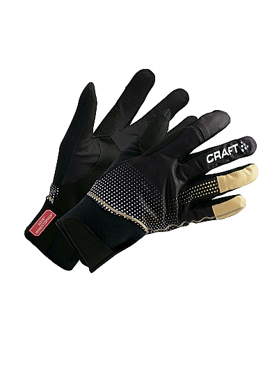 CRAFT Podium Thermal Windstopper Leather Glove
