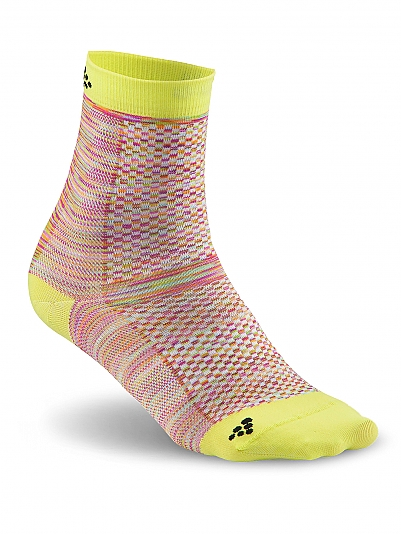 CRAFT Stay Cool Melange Mid Sock