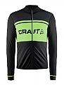 CRAFT Classic Thermal Longsleeve Zip Jersey