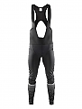 CRAFT Gran Fondo Thermal Wind Bib Tights